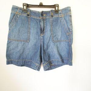 Ralph Lauren size 10 jean shorts